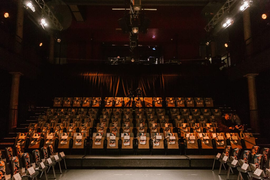 Grote zaal at Compagnietheater
