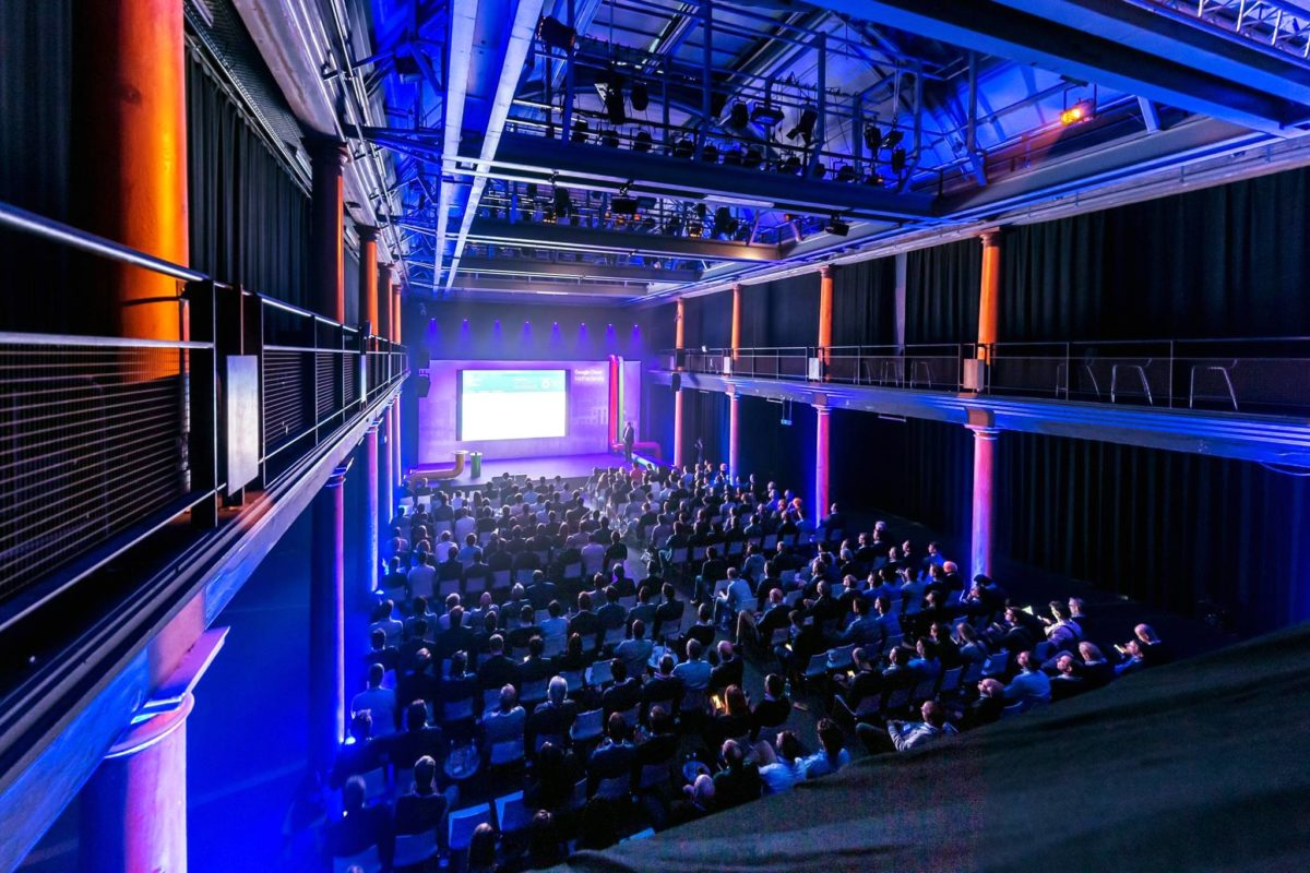 Google Business Event in Compagnietheater