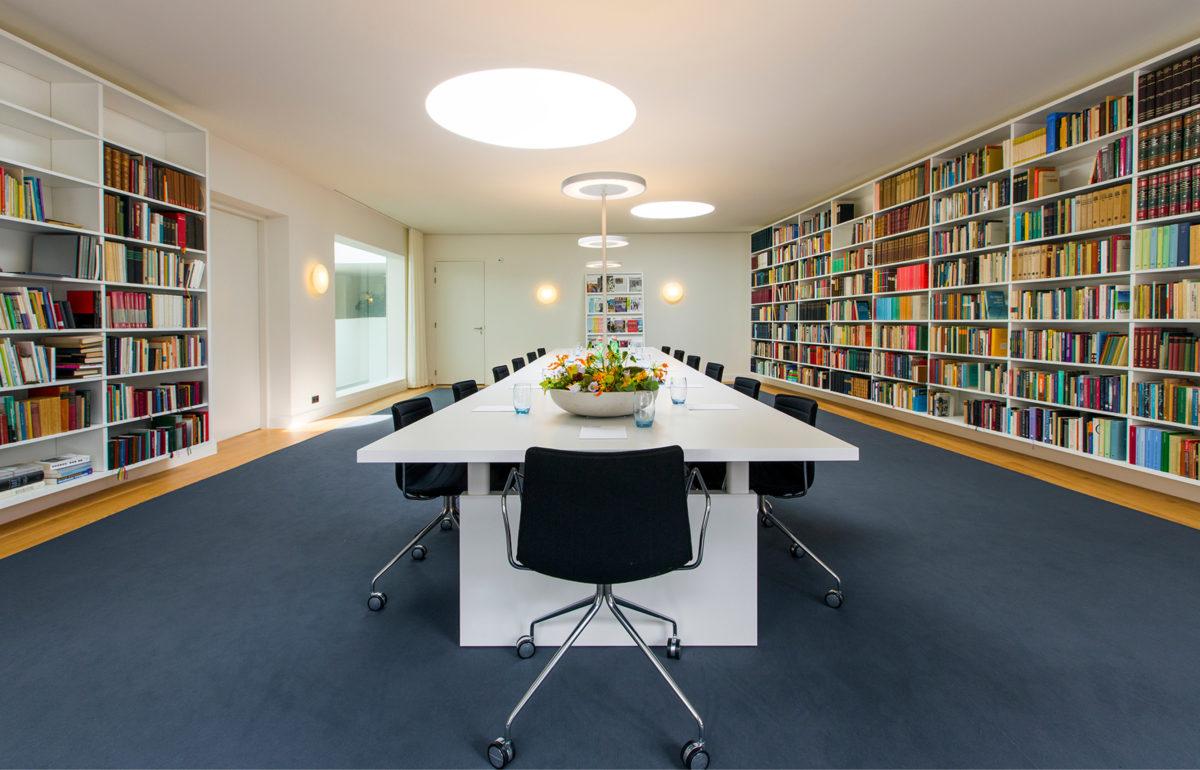 Amerpodia / De Nieuwe Liefde / Meeting Room