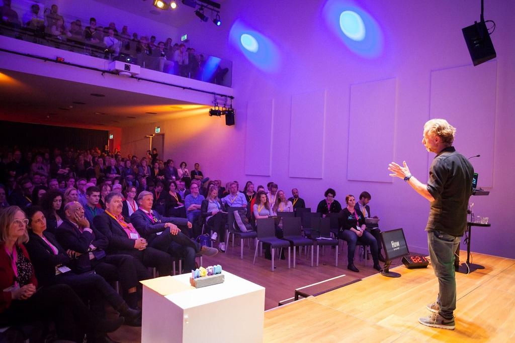 Conference De Nieuwe Liefde