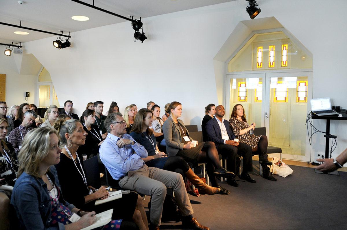 Amerpodia | De Nieuwe Liefde | Conference