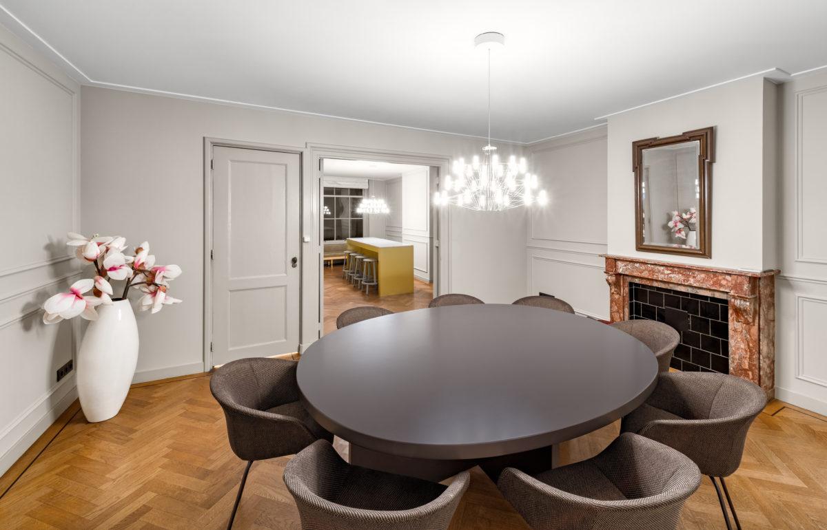 Amerpodia / Rode Hoed / Meeting Room