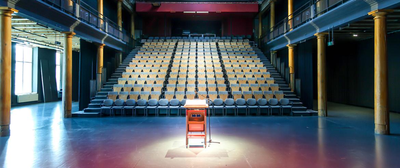 Amerpodia / Compagnietheater / Grote Zaal