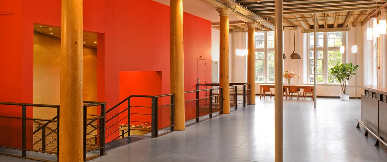 Amerpodia / Compagnietheater / Foyer