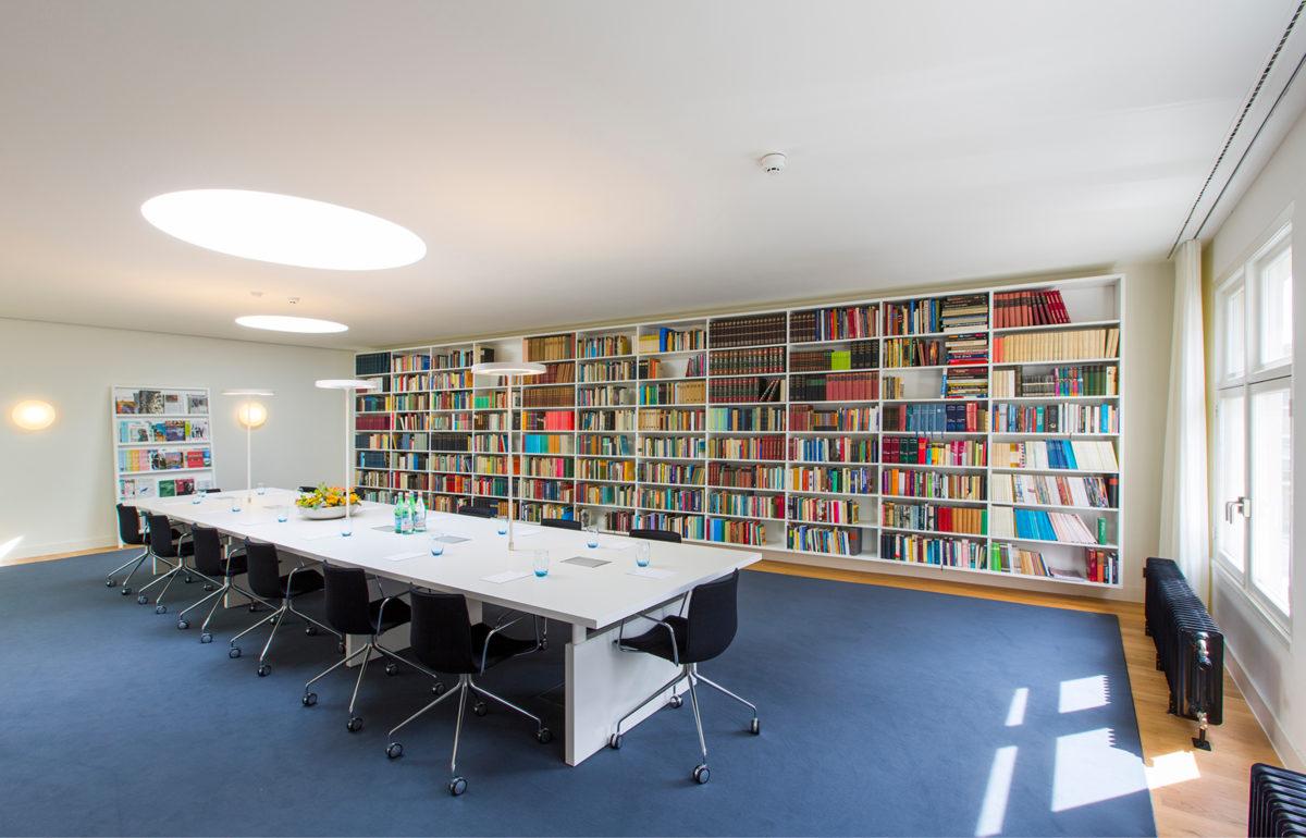 Amerpodia / De Nieuwe Liefde / Bibliotheek