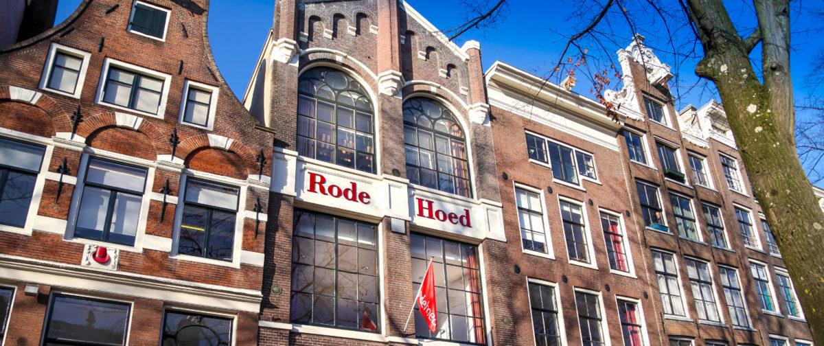 Amerpodia / Rode Hoed / Keizersgracht 102 Amsterdam