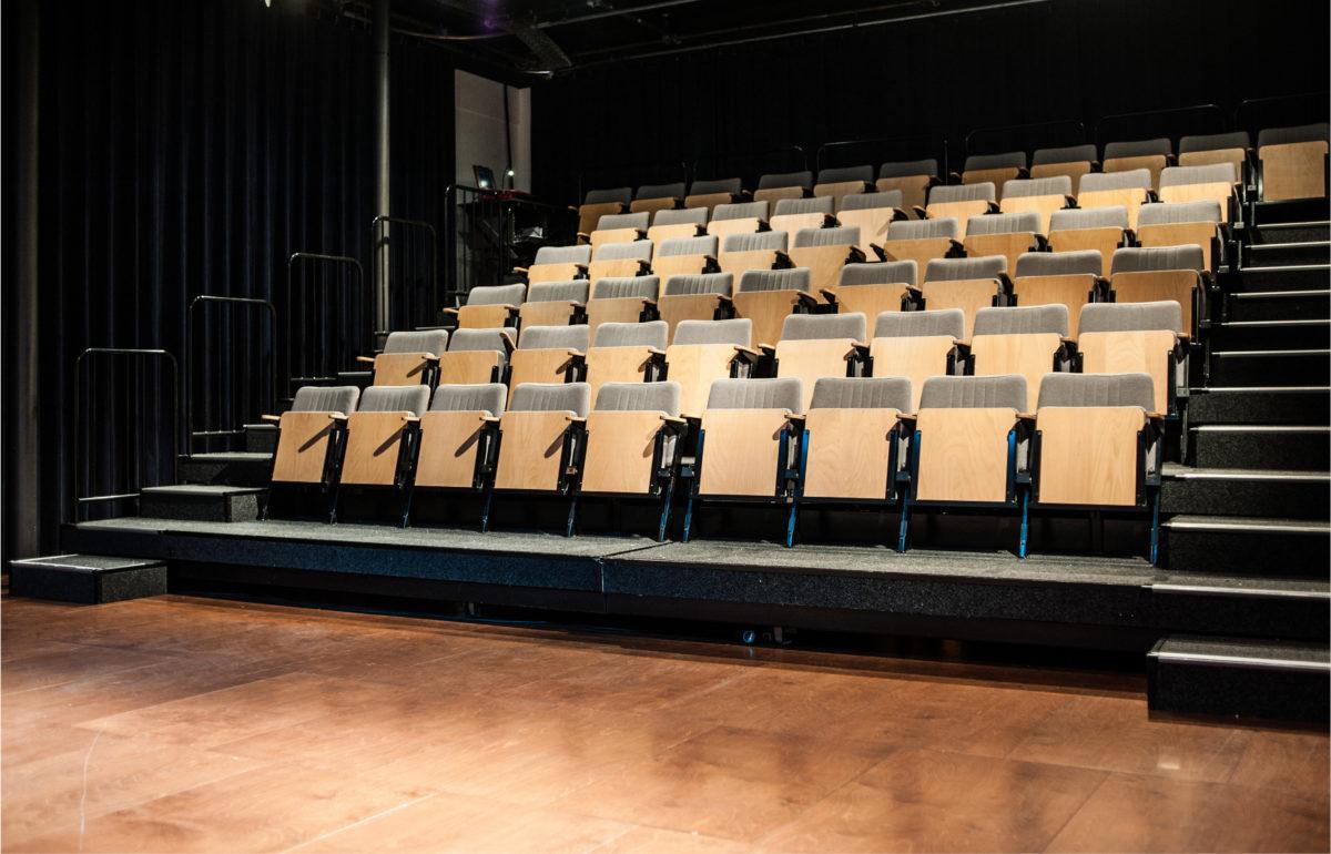 Amerpodia / Compagnietheater /De Kleine Zaal