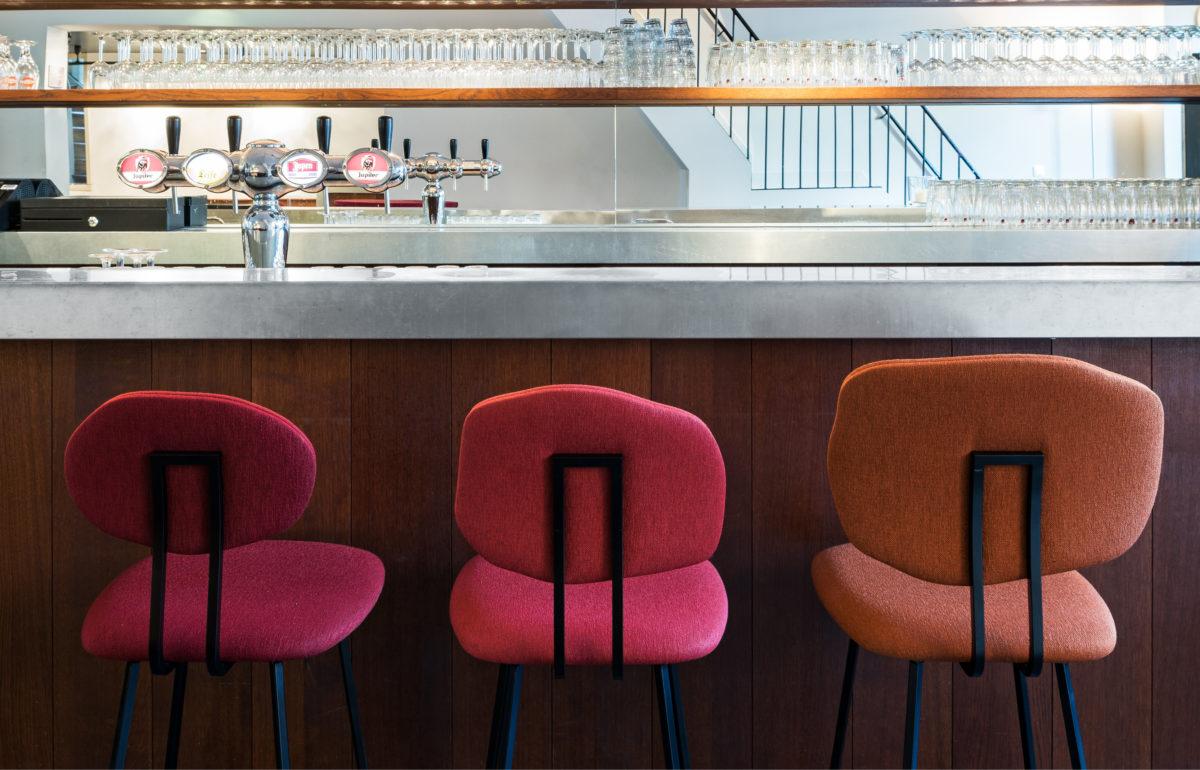 Amerpodia : Rode Hoed : Cafe